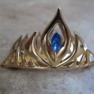 Elsa Tiara Crown Disney movie Frozen Dress Up Costume Jewel Metal Priority Mail