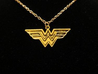 Wonder woman Symbol Necklace