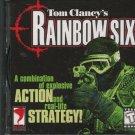 TOM CLANCY'S RAINBOW SIX PC GAME