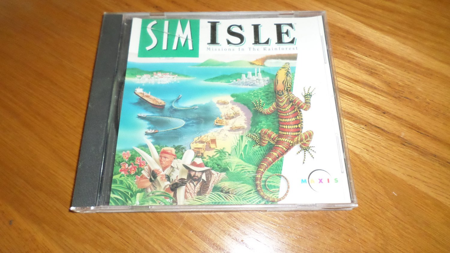 SimIsle: The Official Strategy Guide