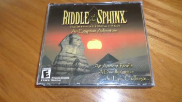 RIDDLE OF THE SPHINX PC GAME