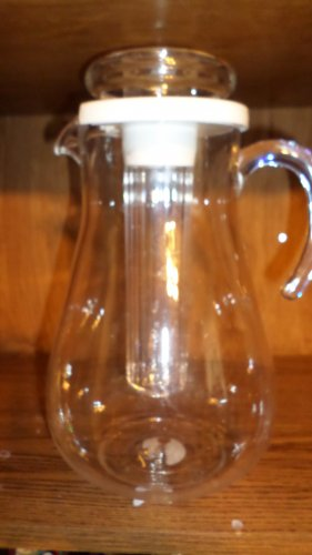KEEP COLD ACRYLIC PITCHER WITH ICE STICK