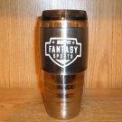 ESPN FANTASY SPORTS TRAVEL MUG CUP COFFEE TEA