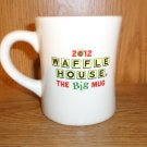 WAFFLE HOUSE HAPPY HOLIDAYS BIG MUG 2012