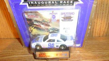 BRICKYARD 400 INAUGURAL RACE AUGUST 6 1994 1/64 CAR