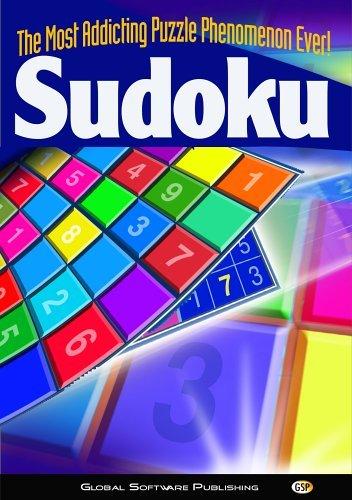 SUDOKU PUZZLE ADDICT PC GAME NEW WIN 98/2000/ME/XP