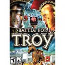 BATTLE FOR TROY PC GAME NEW IN BOX 98/ME/XP
