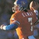 1990 Pro Set John Elway Football Card #88
