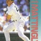 1992 Fleer Baseball Card #237 Don Mattingly Near Mint