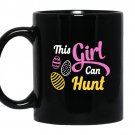 This girl can hunt coffee Mug_Black Easter