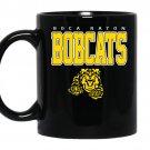 Boca raton bobcats Coffee Mug_Black