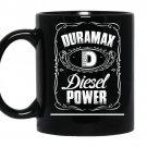 Duramax diesel power coffee Mug_Black