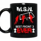 Msn best front three ever coffee Mug_Black
