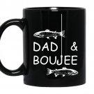 Dad boujee coffee Mug_Black