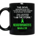 I am the storm neurofibromatosis warrior coffee Mug_Black
