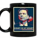 James comey comey is my homey coffee Mug_Black