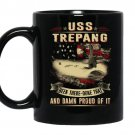 Mens trepang ssn 674large coffee Mug_Black