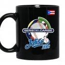 Serie caribe 2018 team puerto coffee Mug_Black
