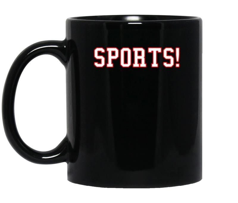 Philip defranco sports for men and womens black navy coffee Mug_Black