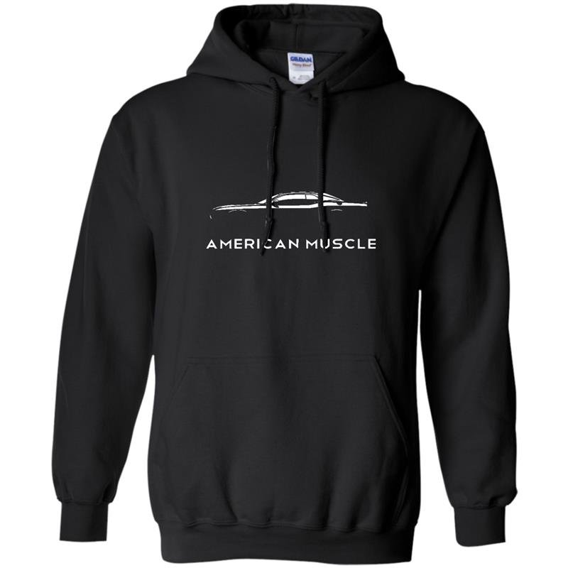American muscle dodge mopar charger challenger car hellcat Hoodie