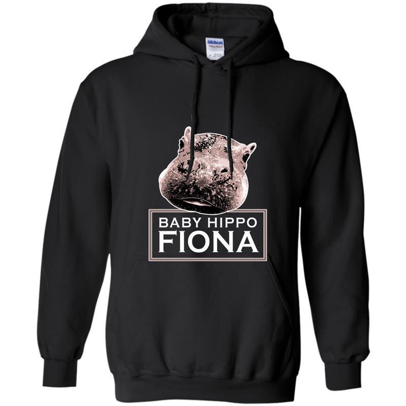 Baby hippo fiona team fiona the hippo Hoodie
