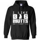I love big mutts and i cannot lie dogs lover Hoodie