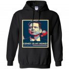 James comey comey is my homey Hoodie Black