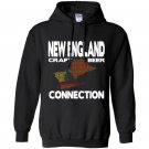 New england craft beer connection Hoodie