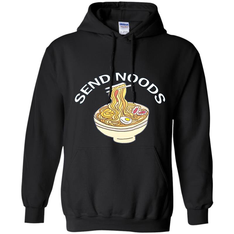 Send noods cup noodles for being home alone tee Hoodie