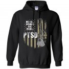 Veterans not all wounds are visible ptsd Hoodie