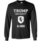 Funny trump university alumni Long Sleeve Gildan