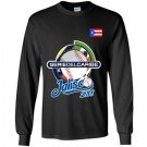 Serie caribe 2018 team puerto Long Sleeve Gildan