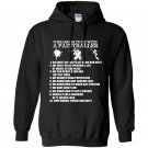10 reasons to be with a paintballer Hoodie