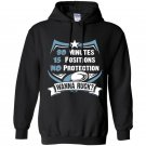 80 minutes 15 positions no protection wanna ruck Hoodie
