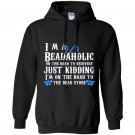 Im a beadaholic on the road to recovery Hoodie