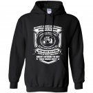 My craft allows me to shoot anything in the world Hoodie