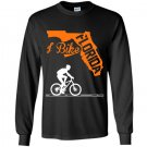 I bike florida Long Sleeve Gildan