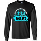 Real women play in mud Long Sleeve Gildan