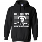 Bill grates invented michaelsoft large Hoodie