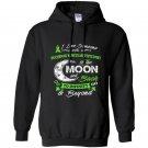 Duchenne muscular dystrophy awareness moon back love Hoodie