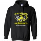 For my granddaughter childhood cancer awareness Hoodie