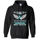 My scars tell story cervical cancer awareness Hoodie