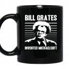 Bill grates invented michaelsoft large coffee Mug_Black