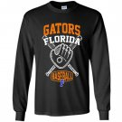 Gators florida baseball Long Sleeve
