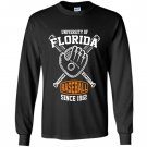 Univesity of florida baseball since 1912 Long Sleeve