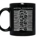 Meow division Mug Black