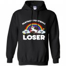 Fantasy football last place last place trophy Hoodie