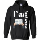 I am a bookworm reading lover Hoodie