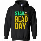 Star was read day reading lover Hoodie