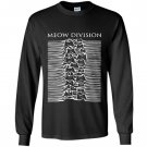 Meow division Long Sleeve